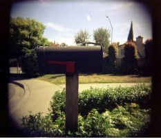 Mailbox by luer
