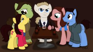 How I Met Your Mother by Qemma