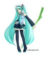 vocaloid by SweetieMoon