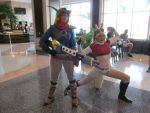 Metrocon 2014-Jak and Daxter by HopeDiamond101