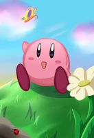 1st Prize: Kirby by Linkerbell