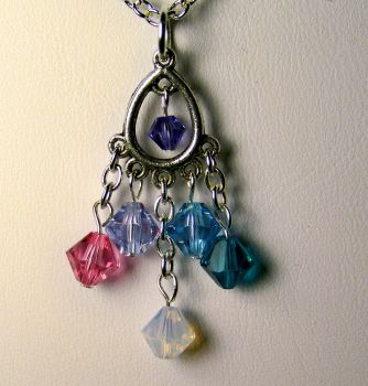 Celestial pendant by ComparativeRarity
