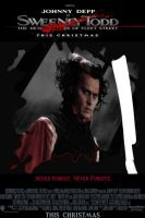 sweeney todd by WiccanSilver
