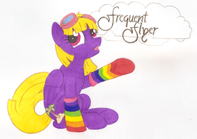 Frequent Flyer by TwilightFlopple