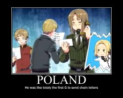 Poland motivational poster by Temarigirl1600