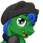 Commission - Razorbass icon by Snapai