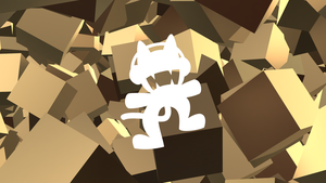 Monstercat Gold by RivalRaccoon