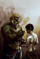 Dreaming of Orcs by Gothic-Goldylocks