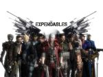 The Expendables by Dante-564