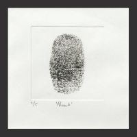 Etching: Thumb by shadow-silhouette