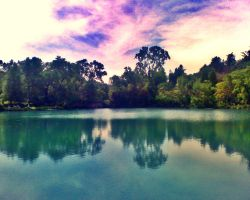 The lake of dreams by InfinityHellYeah