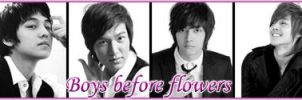 Boys Before Flowers by luciatus