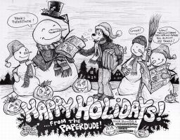 The Paperdude '08 by Phraggle