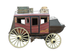 stagecoach png by yellowlicous-stock