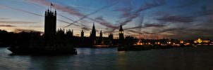 Houses of Parliament Three by ocelotrevs