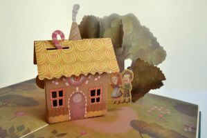 Gingerbread House by V-L-A-D-I-M-I-R