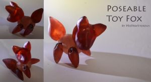 :Poseable Toy Fox Base: by PrePAWSterous