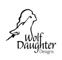 Wolf Daughter Designs Logo by Wolf-Daughter