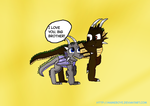 Dragon Brothers Touraje and Utzie by Animeboye