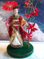 Geisha by Barbiegirl06