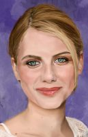 Melanie Laurent #2 by LipD