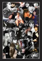 Collage of Lennon by jlghrspm6470