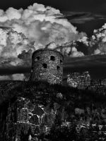 empty Fortress by Capt-Ahab
