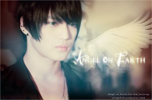 Angel On Earth - jaejoong by yiingw0rld
