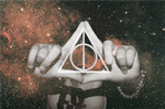 deathly hallows by iJustEve