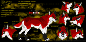 Rex Ref (OLD) by xBloodShadow