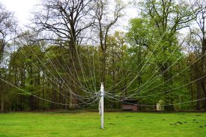 Web of Wires by FrankAndCarySTOCK