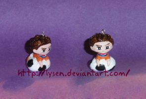 Holland cellphone charm by lysen