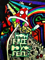 How Free Do You Feel by lizzy-rea