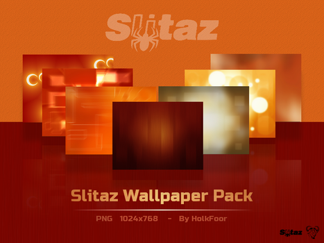 Slitaz Wallpaper Pack by holkfoor