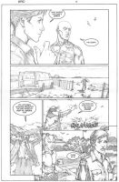 BPRD - Page 17_with dialogue by FlowComa
