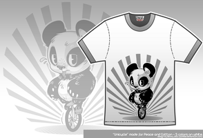 Unicycle Panda for PaC by zombie