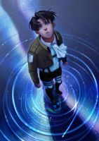 Levi Ackerman - This Love by WayTooEmily