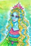 Lagoona Blue by GossamerWing