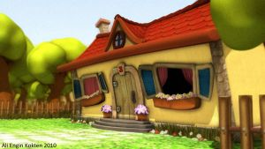 Family_House_2 by aliengine