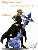 Kingdom Hearts Gender Bender 5 by Cathey18