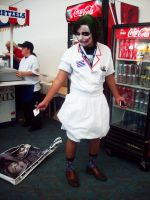 Comic-Con 08 - Nurse Joker by Camiyak