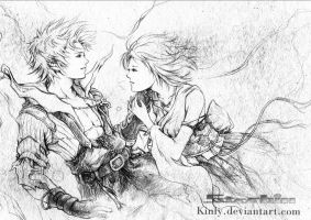 Yuna ,I have to go... by kinly