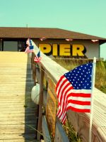 Happy 4th from the Pier by nikkiswimmer