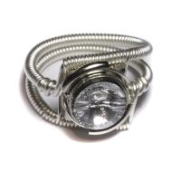 Steampunk Jewelry Clear by CatherinetteRings
