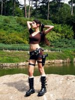 Lara Croft Tomb Raider: Legend by TanyaCroft