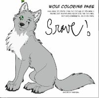 srave colored by TheTerribleTrio