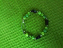 Jade Rosary Beads by GreenRaven28