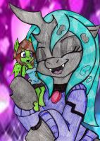 RD: EMS: I love my little pony by mhedgehog21