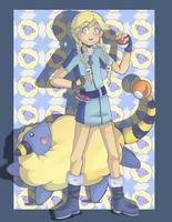 Mareep Madness by SirPrinceCharming