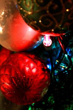 Inside Holiday Decorations by musicfairy21